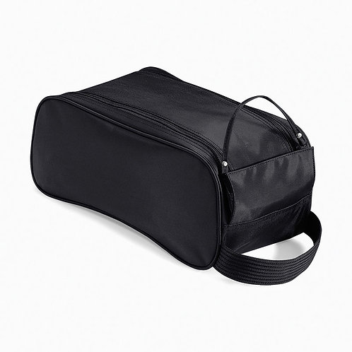 Teamwear shoe bag black