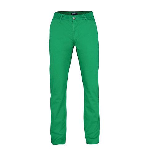 Chino Hose grün