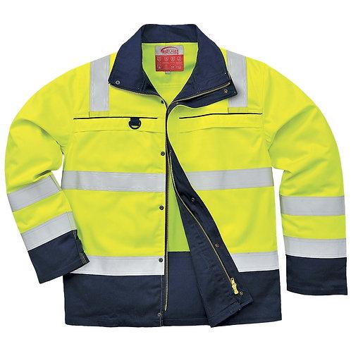 Warnschutz Jacke