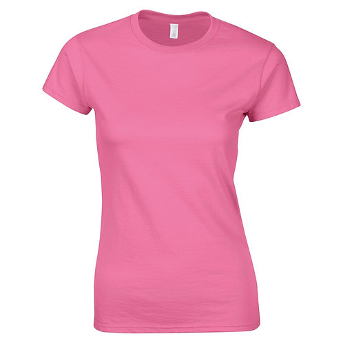T-Shirt azalea for women