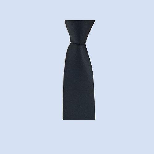 Deluxe Elegant Krawatte schwarz