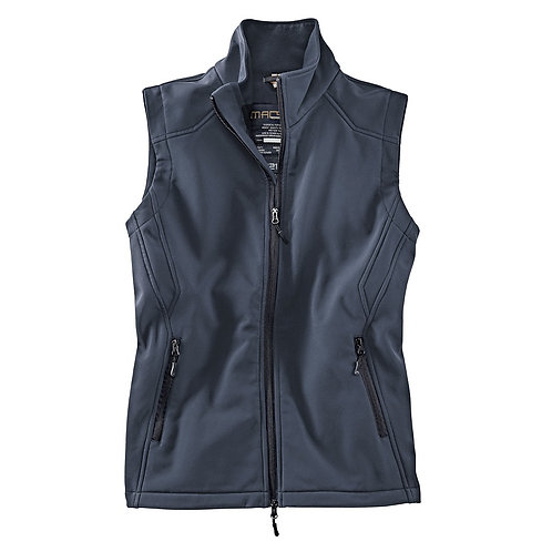 Trek Vest navy for men