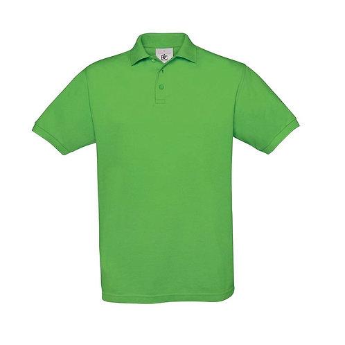 Poloshirt real green
