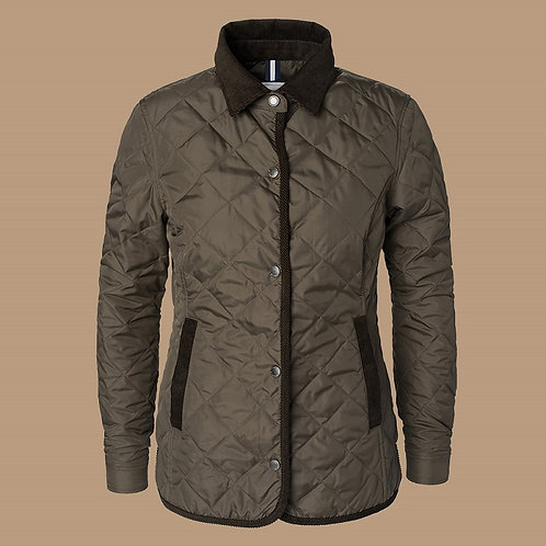 Derby Quilt Jacket for women