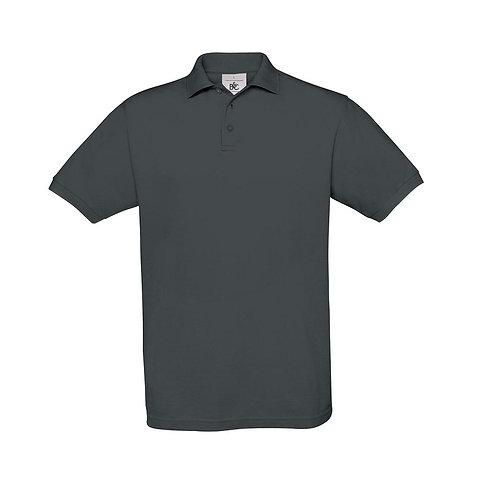 Poloshirt dark grey