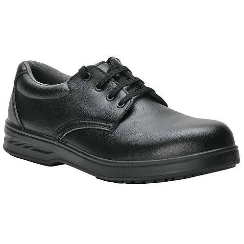 Schuhe schwarz für Medizin und Küche (Herren)