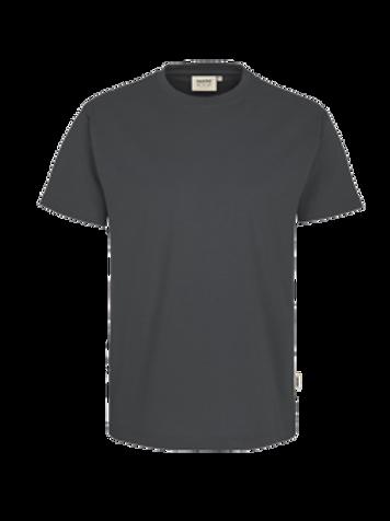 T-Shirt Rund-Hals anthrazit for men