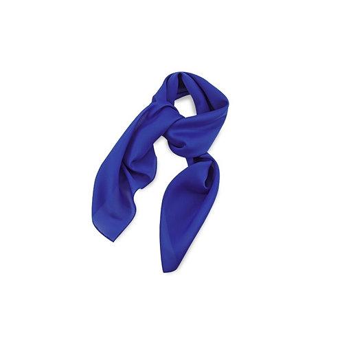 Tuch 75x75cm kobaltblau