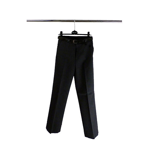 "Senior Flat Front Trouser Grey (24"" - 50"")"