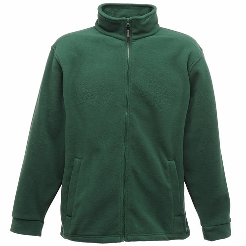 Workwear Fleecejacke Damen Bottle Green