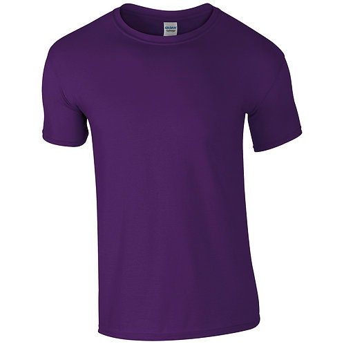 T-Shirt purple for men