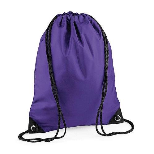 BagBase Gymsac Purple