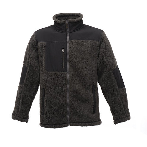 Seismic fleece iron/black