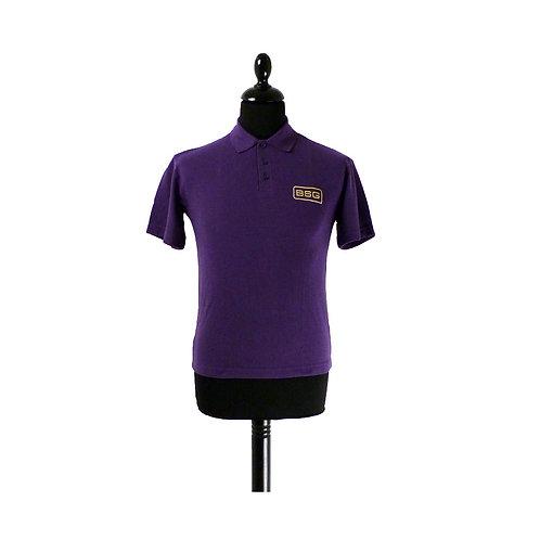 Poloshirt Purple 5/6 years - 9/10 years