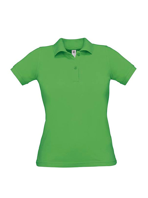 Poloshirt real green