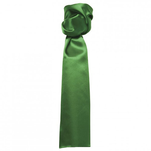 Foulard Satin Feel emerald