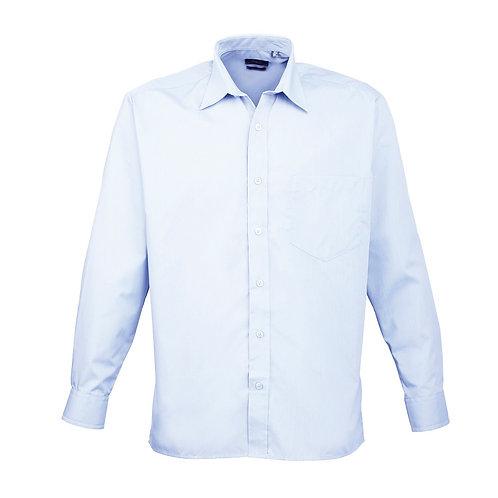 Hemd POPLIN light blue
