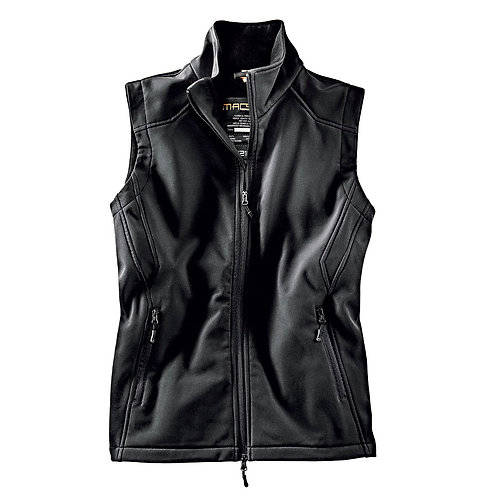 Trek Vest black for men