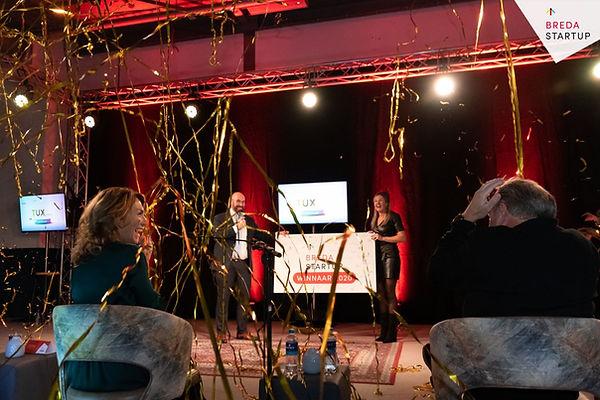 tux mobility breda startup awards winnaa