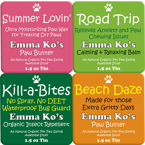 Summer Set - One Tin of Each Beach Daz Road Trip, Kill-a-Bites and Summer Lovin'