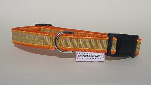The Original Fire Hose Collar - Medium
