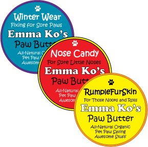 Little Wrinkles Package - One Tin Each of Nose Candy, RumpleFurSkin and Winter W