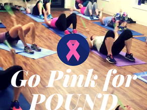 The impact of Pink for POUND