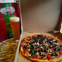 Customize your own pizza!
