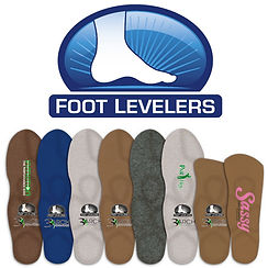 Foot Levelers orthotics