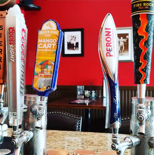 Your favorites are always on tap!