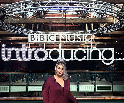 I had the best weekend at BBC _introduci