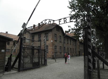 A Journey Through Auschwitz