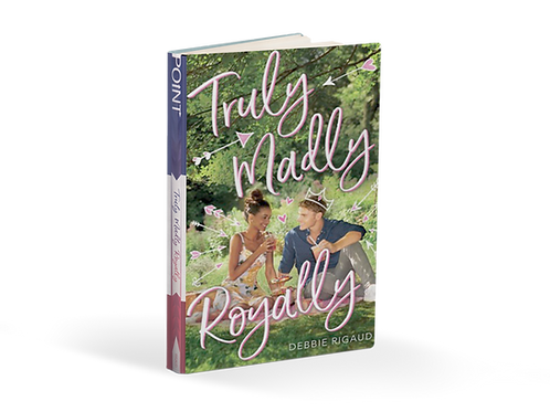 Audiobook: Truly Madly Royally
