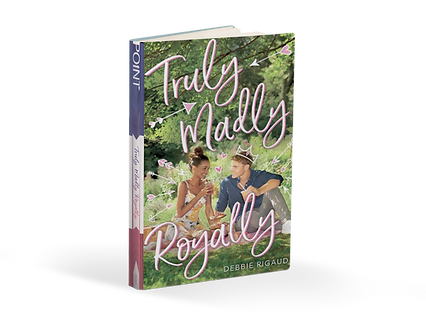 Photo of Truly Madly Royally book by Deb