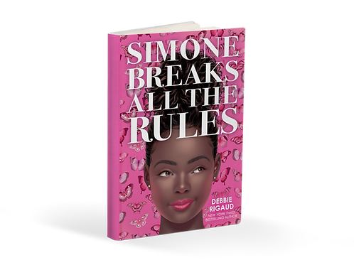 Simone Breaks All The Rules