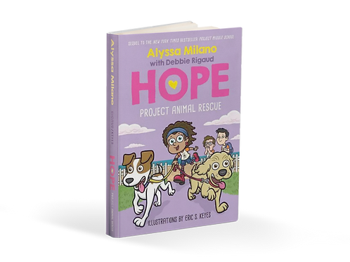 Hope - Project Animal Rescue
