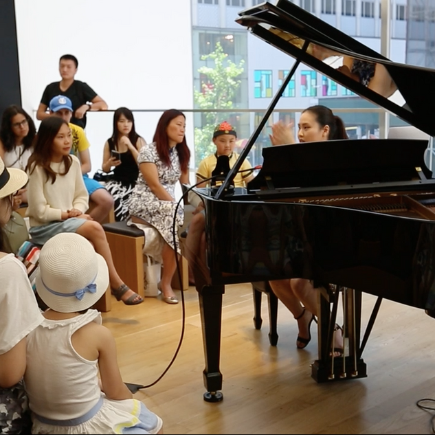MUSIC WORKSHOP x MICROSOFT