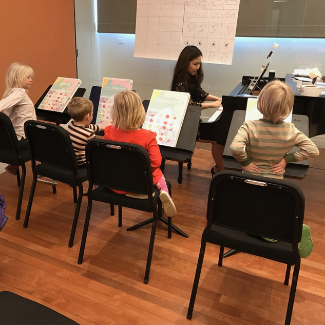 INTERACTIVE MUSIC WORKSHOP AT CARNEGIE HALL