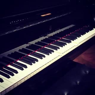 Creative output: artistic piano interpretations