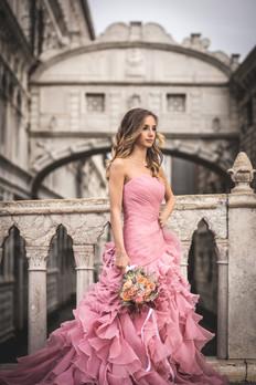 matrimonio ponte sospiri venezia