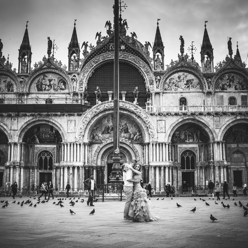 fotografia fidanzamento venezia