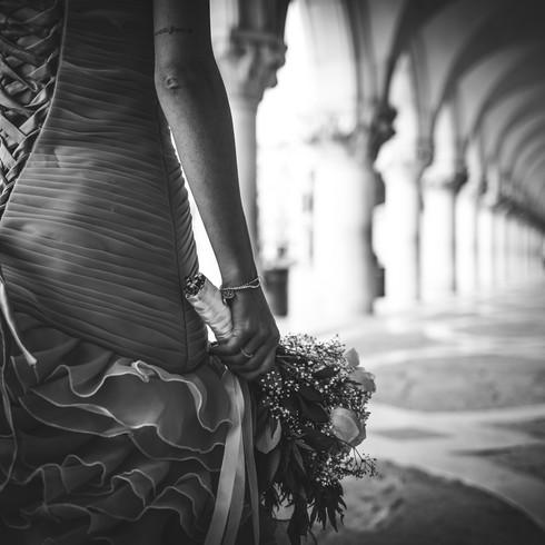 abito matrimonio venezia