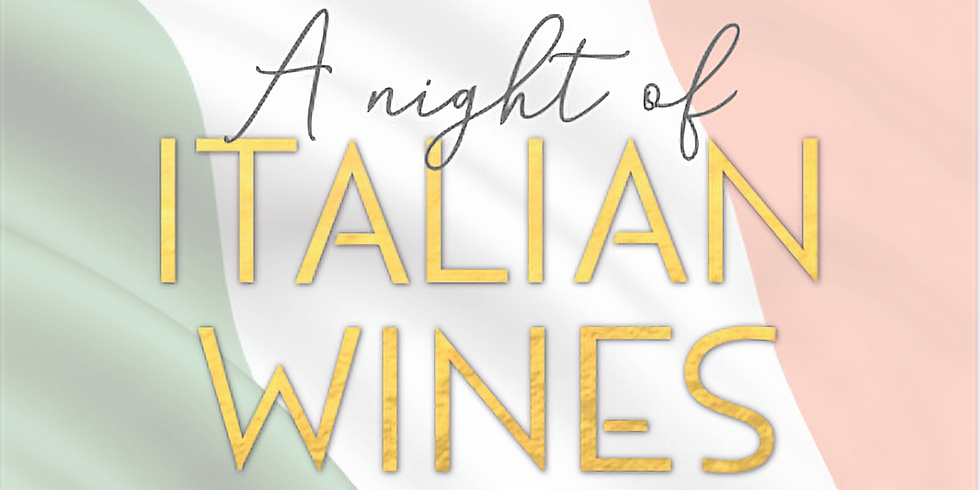 A Night of Italian Wine