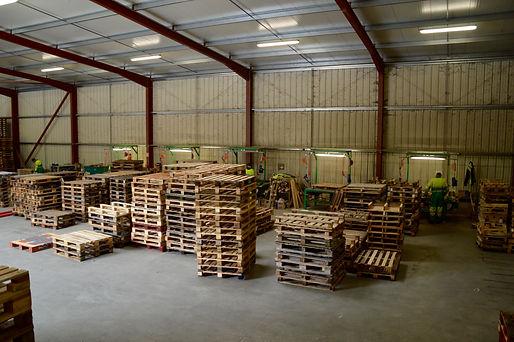 RMS Rachat de palettes bois inutilisées ou cassées. Achat / Vente / Réparation palette europe EUR EPAL palette perdue, standard ou hors côte