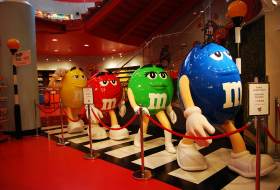 The Earth is an M&M: Advice When You Are Close to Finishing Your Manuscript