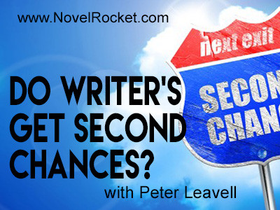 Do Writers Get Second Chances: A Thanksgiving Story
