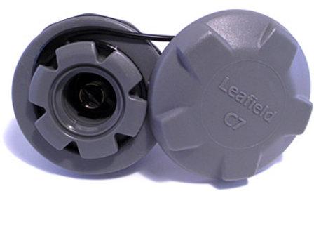Leafield C7 valve adapter