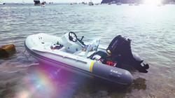 ZAR RIB 13 Ultra-Light Deluxe