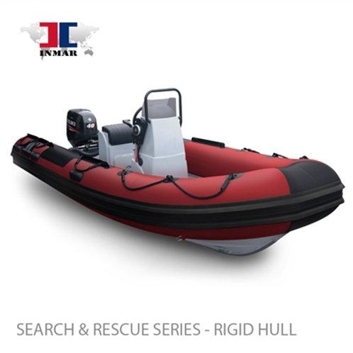 "Inmar 470R-DR (15'6"") Dive / Rescue Series Boat w/ Suzuki 40hp"