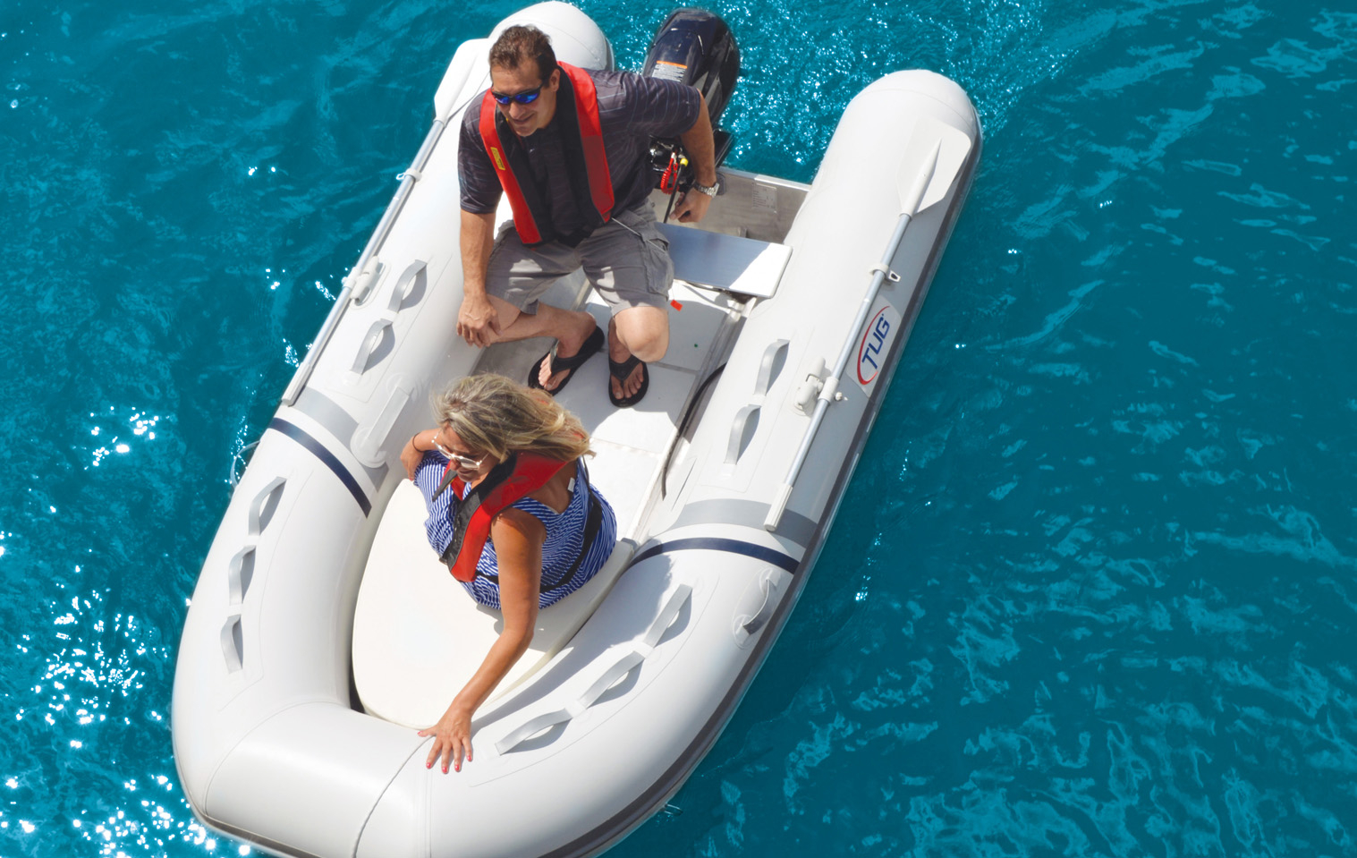 TUG Inflatables   Inflatable Boat Pro - Tender Sales